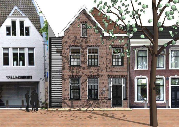 Impressie nieuwbouw De Lind 34 in Oisterwijk