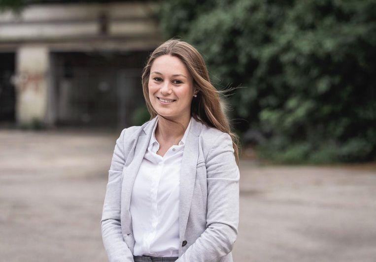 Stephanie Vanden Eede
