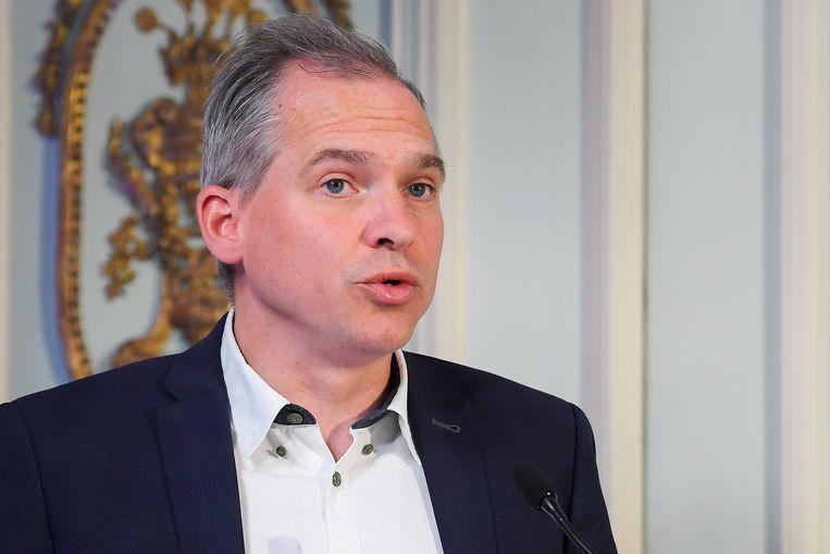 Minister Matthias Diependaele.