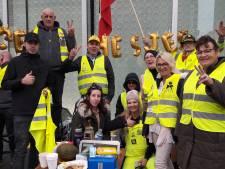 Gele Hesjes Eindhoven laten weer van zich horen