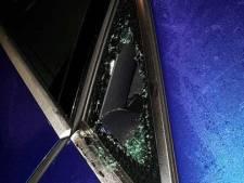 Stuur en airbag gestolen uit Audi