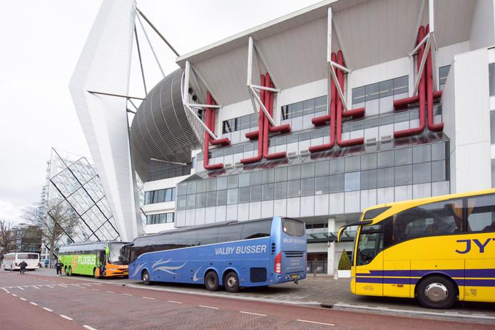 EINDHOVEN - Rondleidingen in het Philips stadion zijn hot.