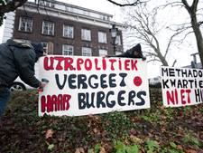 Politie gaf negatief advies over methadonpand Wittevrouwenkade