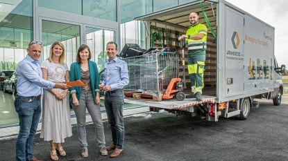 VIDEO. Recupel test Smartloop uit in West-Vlaanderen: bedrijven kunnen afgedankte elektrotoestellen aanbieden op digitale marktplaats