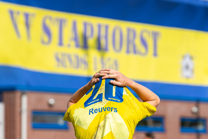 Mike Reuvers weet het: geen derde divisie met Staphorst.
