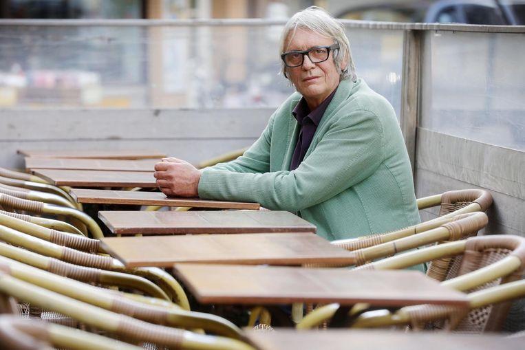 Pieter Aspe is dan wel een Bruggeling, maar hij woont ondertussen al jaren in Blankenberge.