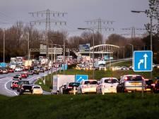 32-jarige man uit Herwijnen omgekomen bij ongeluk op A16 bij Rotterdam