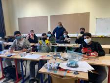 Leerlingen van Gentse scholen maken eigen luchtkwaliteitmeters