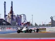 EL2 du GP de Russie : Hamilton le plus rapide
