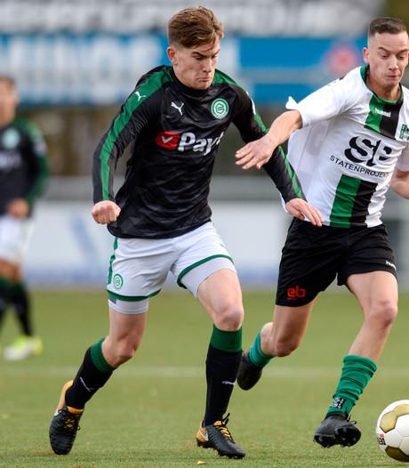 Willem II - FC Groningen: Van de Looi tegen Van de Looi