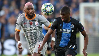 Kijk hier naar alle wapenfeiten uit duel tussen Club en Galatasaray