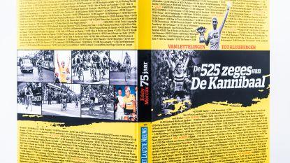 Bestel het unieke verjaardagsboek van Eddy Merckx