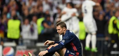 Seizoen Manuel Neuer mogelijk voorbij