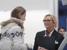 Ex-Spice Girl Emma neemt passagiers in de maling