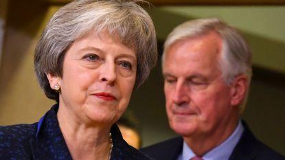 """Britten hebben nog altijd drie opties voor brexit, maar """"no deal wordt steeds waarschijnlijker"""""""
