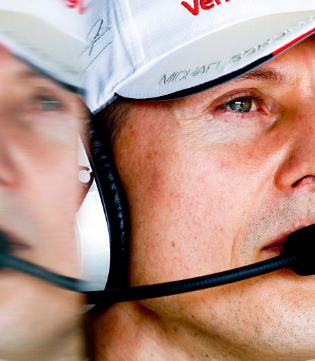 Des photos de Michael Schumacher sur son lit vendues au marché noir?