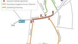 Wegdek Heerstraat wordt gerenoveerd, drie dagen verkeershinder
