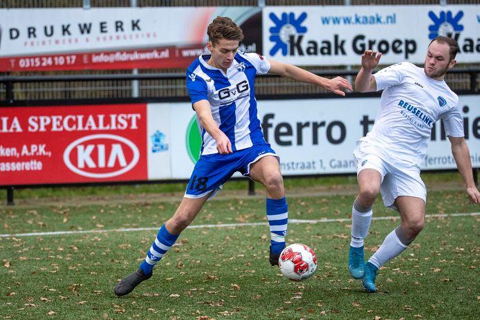 VVG'25 speelt volgend seizoen in de tweede klasse.