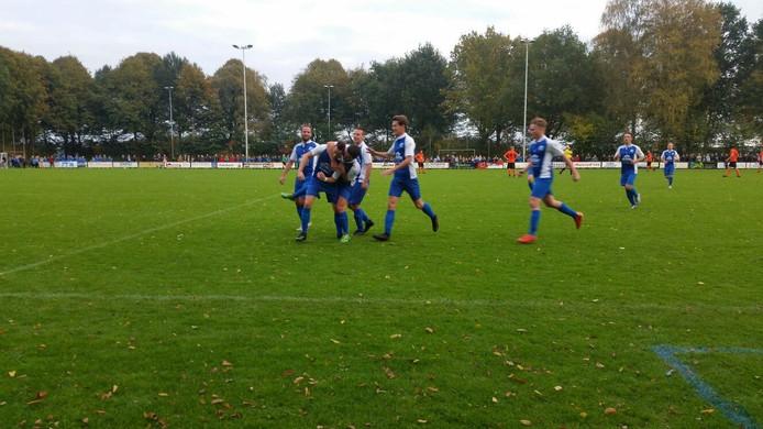 Keijenburgse Boys-Pax 0-1 door Roy Wolsheumer.