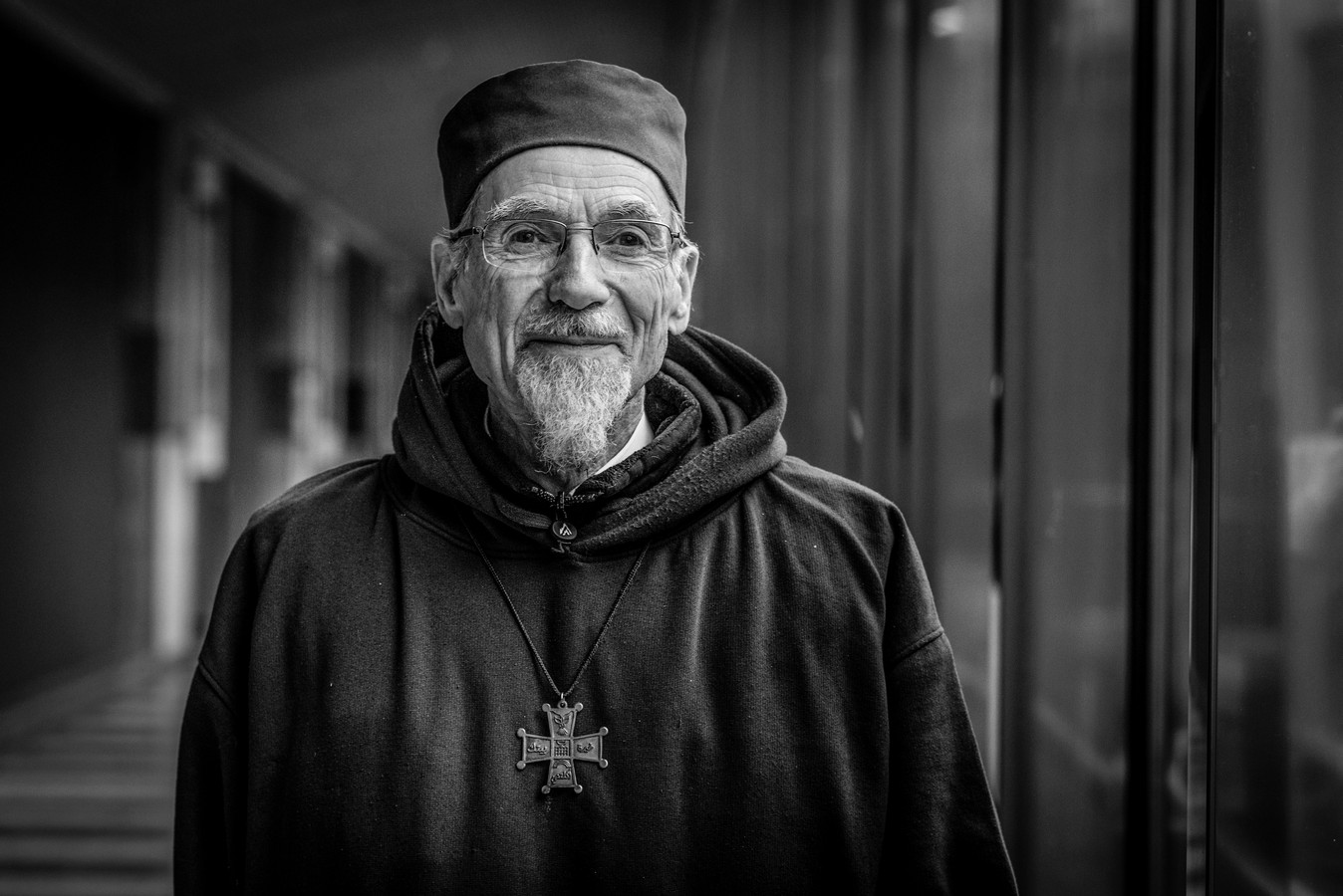 Pater Daniël Maes.