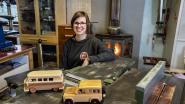 Boren, zagen en schuren: deze Limburgse 'schrijnwerkster' (25) maakt zélf speelgoed