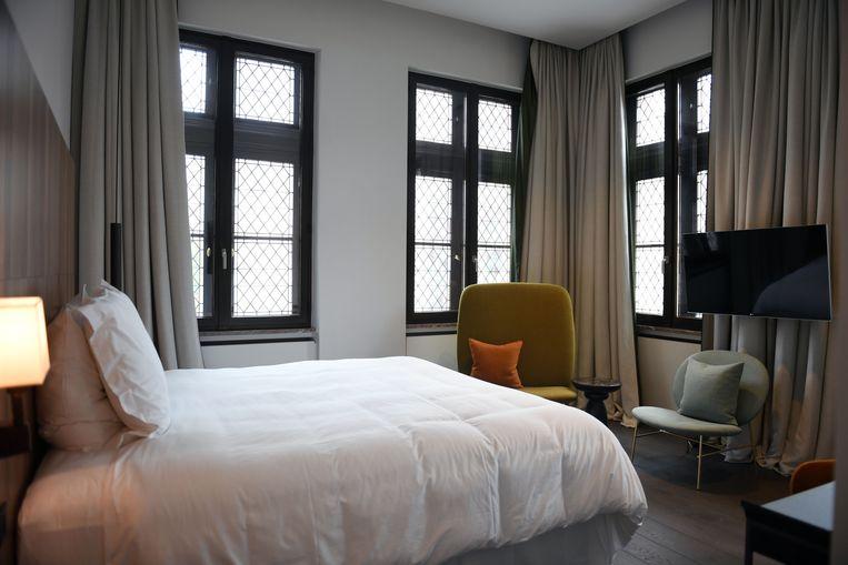 Hotel Tafelrond op de Grote Markt in Leuven