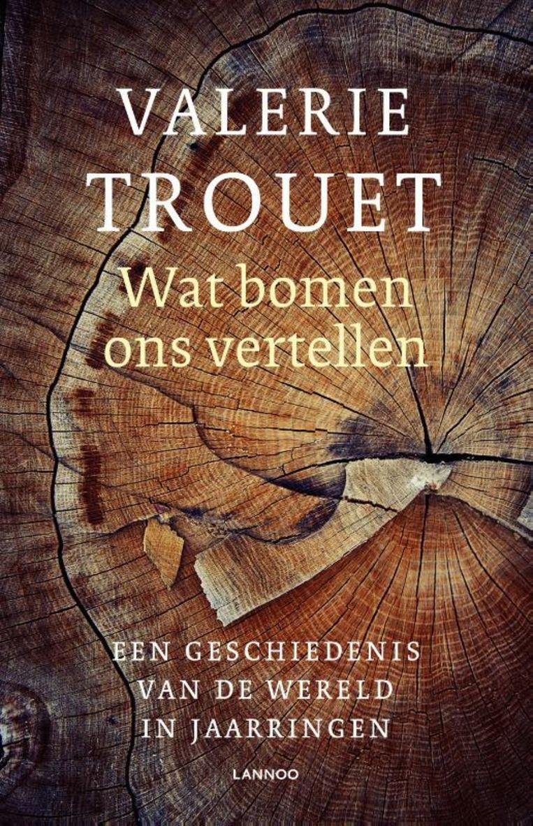 Winnaar van de Jan Wolkersprijs 2020: Valerie Trouet, Wat bomen ons vertellen. Beeld
