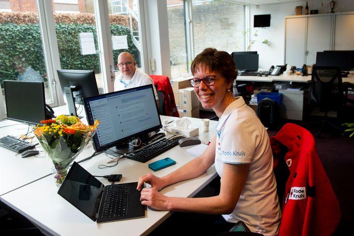 Henk-Jan Kienhuis en Dionne van der Giezen