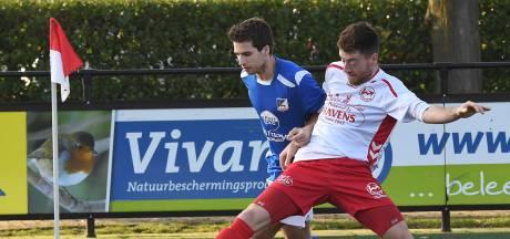 Vreugde bijVolharding na 'knokwedstrijd' tegen Venhorst
