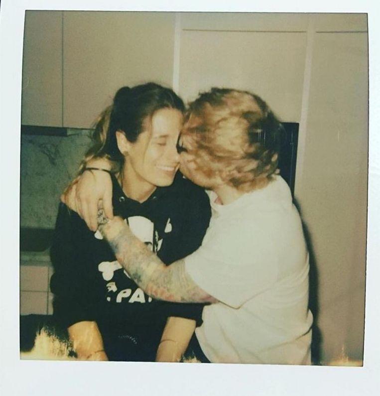 Ed Sheeran en zijn vrouw, Cherry Seaborn