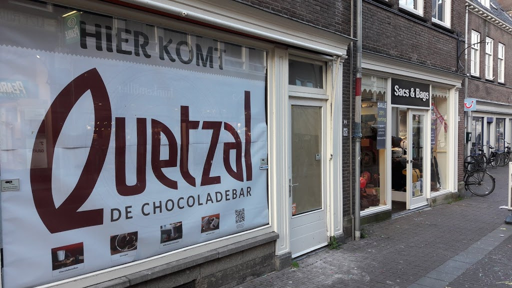 Quetzal, de nieuwe chocoladebar in Wageningen