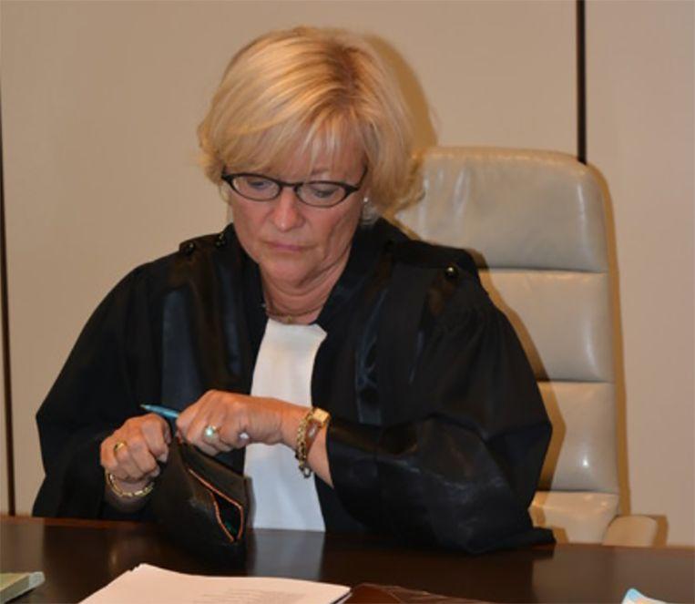 Rechter Weymiens, bekend van het VIER-programma 'De Rechtbank'. (archieffoto)
