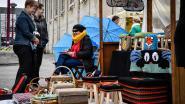 Regenweer speelt jubileumeditie Montmartre parten