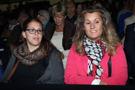 Kirsten Van de Sande en Anja Wendrickx bezochten voor het eerst een musical.