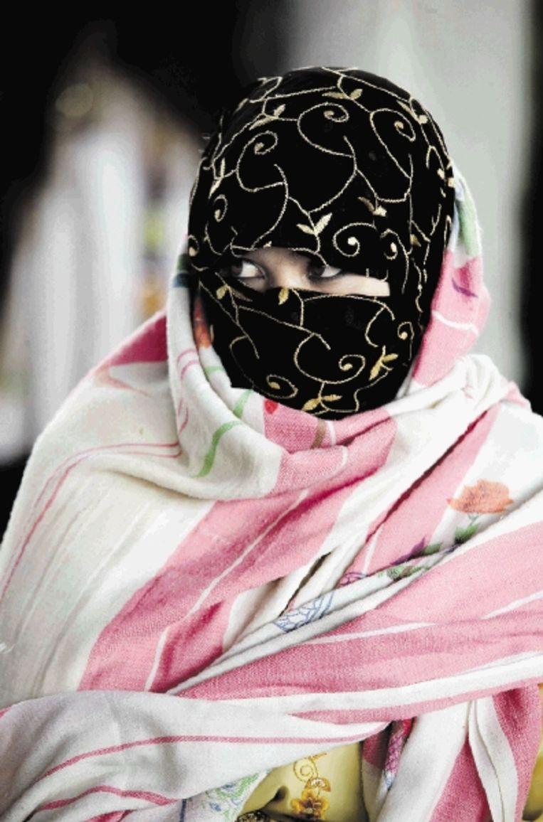'Zowel cultureel als binnen de islam zijn zulke huwelijken niet verboden.' (FOTO JOAN COSTA, HOLLANDSE HOOGTE) Beeld Joan Costa/Hollandse Hoogte