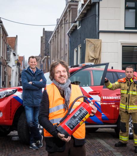 Twijfels over burgerbrandweer in Elburg: 'Waar trekken we de grens?'