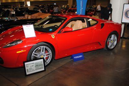 Ferrari van Trump onder de hamer voor 250.000 euro