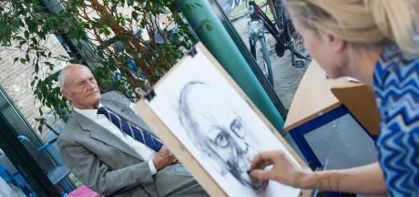 Tentoonstelling 'Jij die mij aanziet' in Waterstaatskerk Hengelo