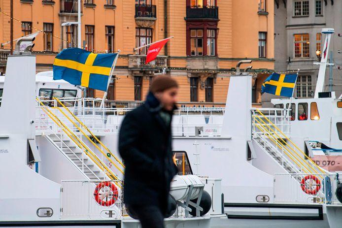 De Zweedse hoofdstad Stockholm