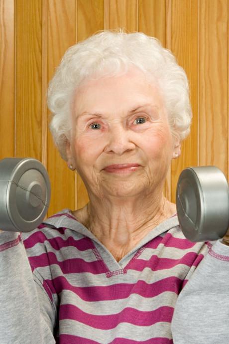 Oss belt aan bij bijna tweeduizend bejaarden voor grote fitheidstest