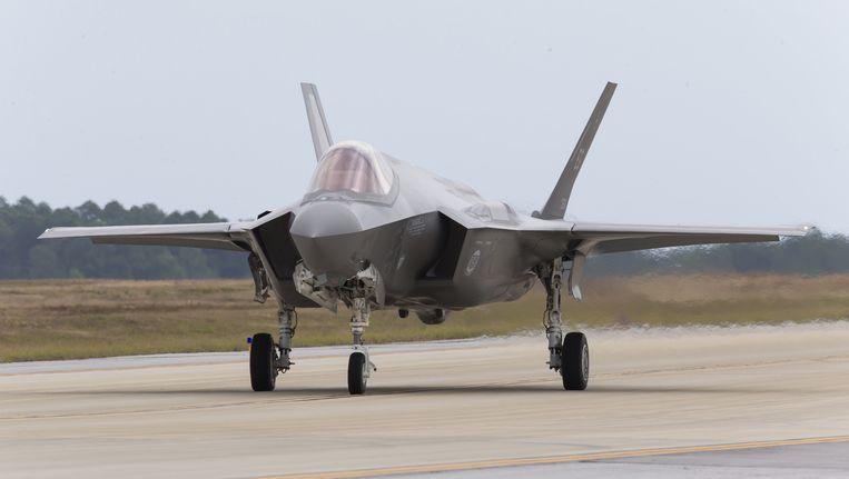 Een Joint Strike Fighter F-35. Beeld anp