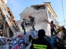 Ravage op Lesbos na krachtige aardbeving: geen paniek onder Nederlanders