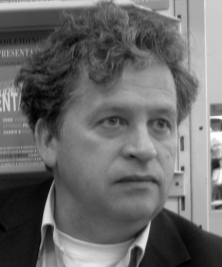 Bastiaan Bommeljé is uitgever, historicus en redacteur van Hollands Maandblad. Beeld x