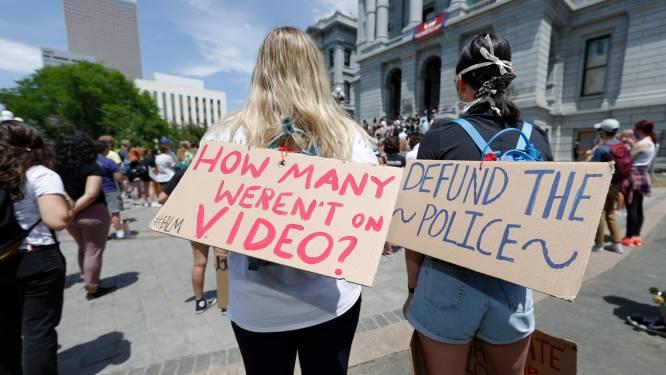 """Onderzoek naar beleid van politie in Minneapolis na dood Floyd: """"Dit draait om een systeemverandering"""""""