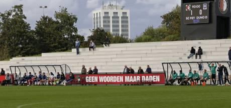 LIVE | Feyenoord onder 21 niet in actie door besmetting, Spurs zonder te spelen door