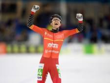 Stoltenborg troeft Bergsma af bij marathon in Thialf