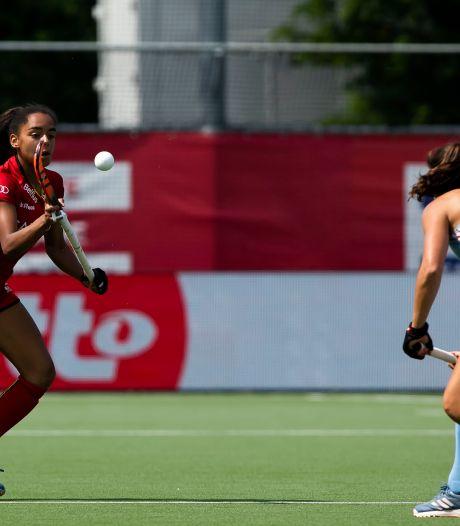 Les Red Panthers terminent par une défaite 1-2 face à l'Argentine