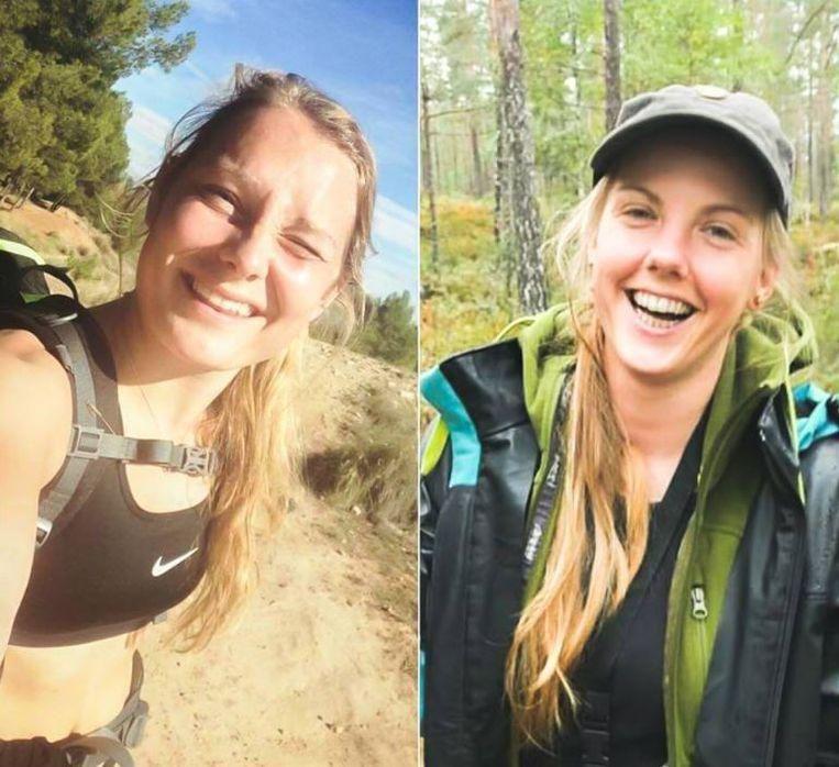 Louisa Verstager-Jespersen en Maren Ueland.