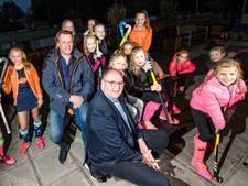 Hockeyclub Nieuwkoop blij met nieuw kunstgrasveld