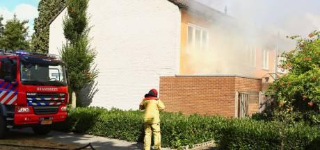 Brand in keuken in Geldrop door pannetje olie op het vuur